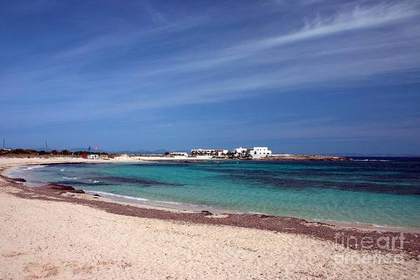 Baleares Photograph - Es Pujols, Formentera by John Edwards