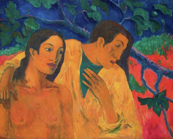 Wall Art - Painting - Escape - Digital Remastered Edition by Paul Gauguin