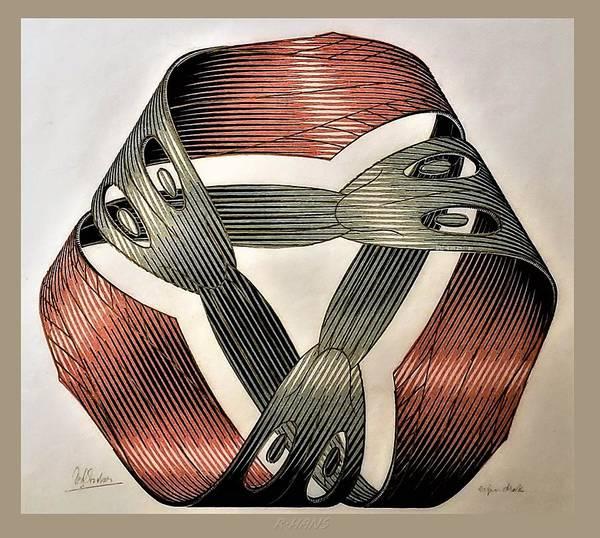 Photograph - Escher 106 by Rob Hans