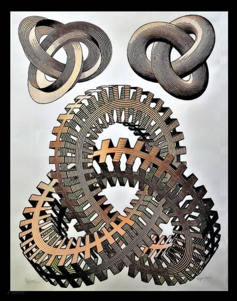 Photograph - Escher 108 by Rob Hans