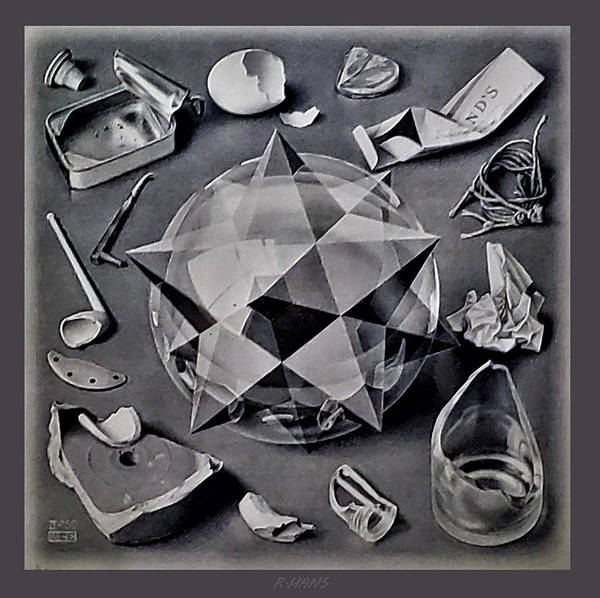 Photograph - Escher 114 by Rob Hans