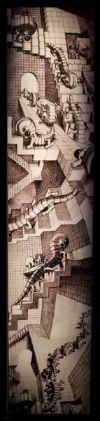Photograph - Escher 123 by Rob Hans