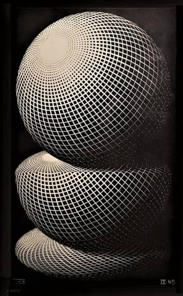 Photograph - Escher 126 by Rob Hans
