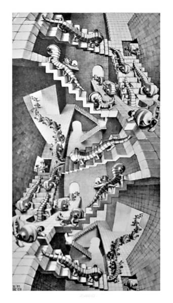 Photograph - Escher 130 by Rob Hans