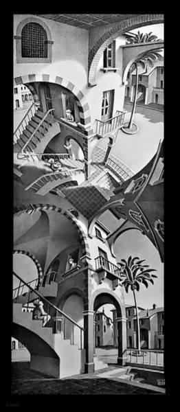 Photograph - Escher 132 by Rob Hans
