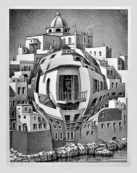 Photograph - Escher 134 by Rob Hans