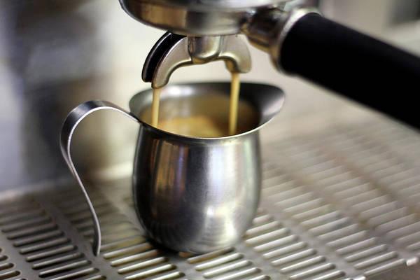 Coffee Photograph - Espresso by Josh Fiedler Photography