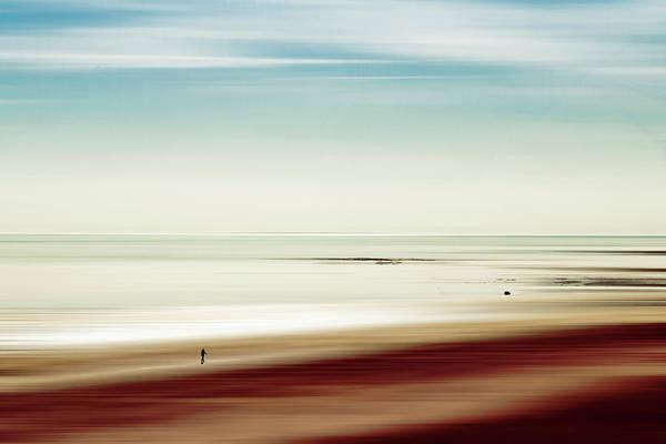 Photograph - Essence - Minimal Beach by Dirk Wuestenhagen