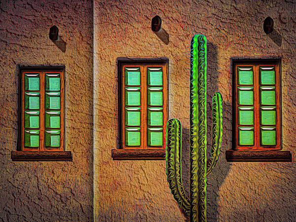 Wall Art - Photograph - Essence Of Santa Fe by Paul Wear