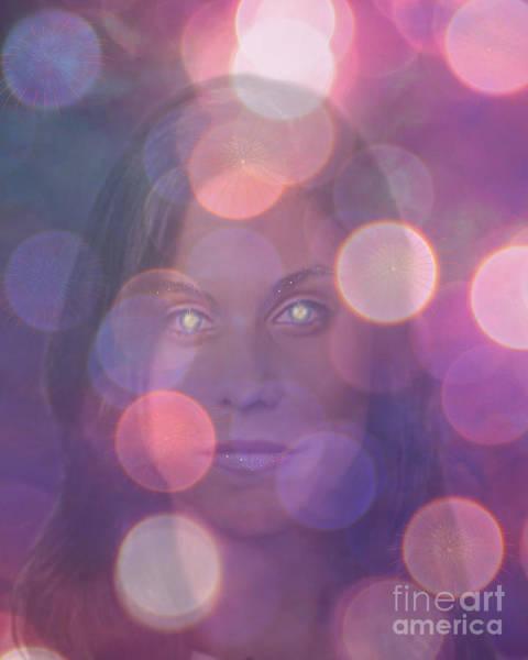 Mixed Media - Essence Of Soul  by Diamante Lavendar