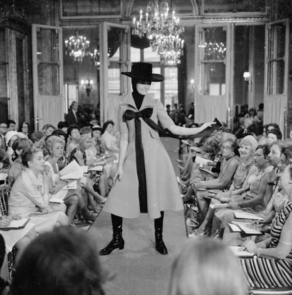 Photograph - Estell Fashions by Reg Lancaster