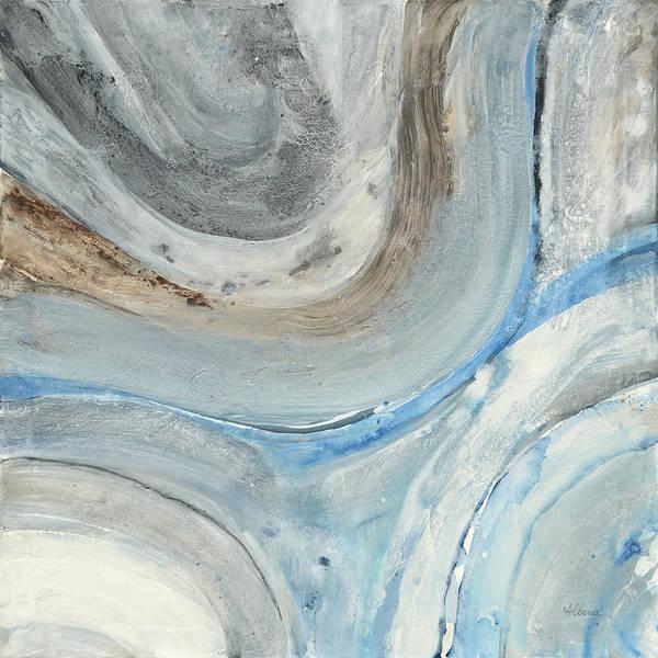 Wall Art - Painting - Estuary by Albena Hristova