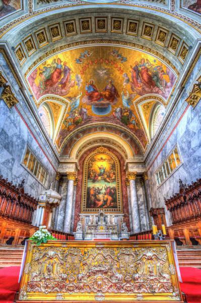 Wall Art - Photograph - Esztergom Basilica by David Pyatt