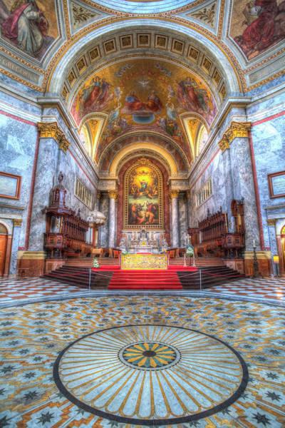 Wall Art - Photograph - Esztergom Basilica Hungary by David Pyatt