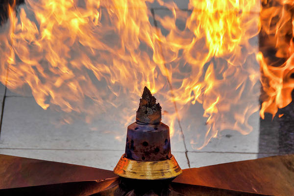 Photograph -  Eternal Flame by Fabrizio Troiani