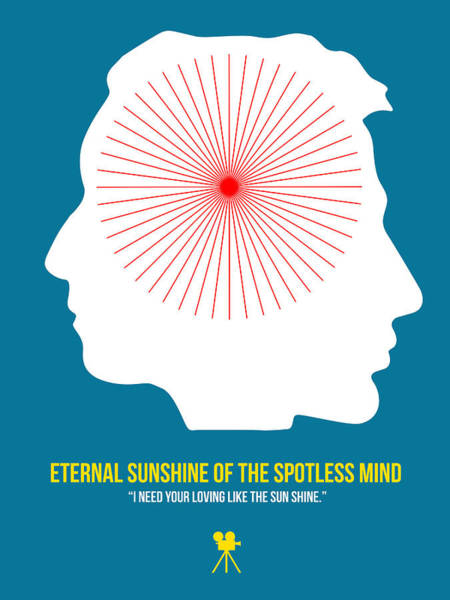 Wall Art - Digital Art - Eternal Sunshine Of The Spotless Mind by Naxart Studio