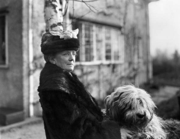 Photograph - Ethel Mary Smyth by Sasha
