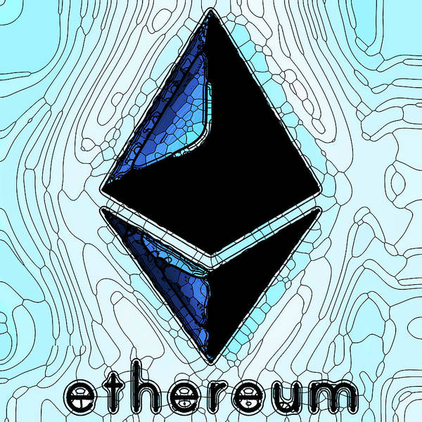 Payment Painting - Ethereum by Jeelan Clark