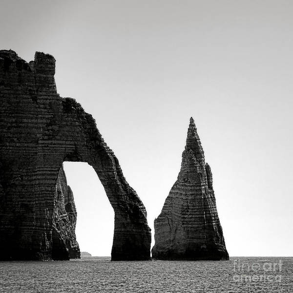 Wall Art - Photograph - Etretat Forever by Olivier Le Queinec