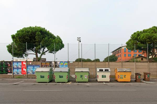 Photograph - Euro New Topographics 13 by Stuart Allen