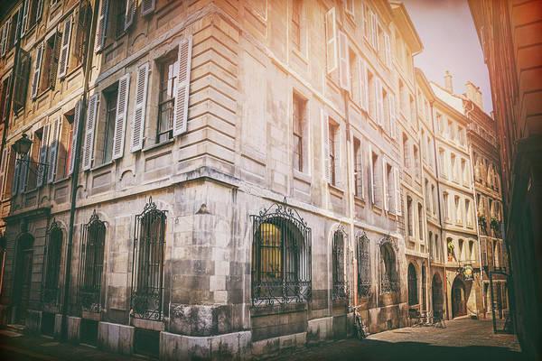 Wall Art - Photograph - European Street Scene Geneva Switzerland  by Carol Japp