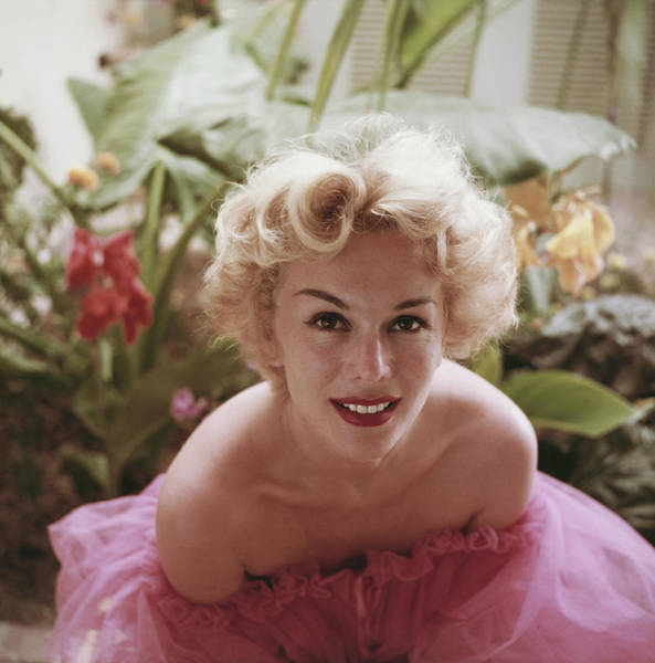 Montego Bay Photograph - Eva Gabor by Slim Aarons