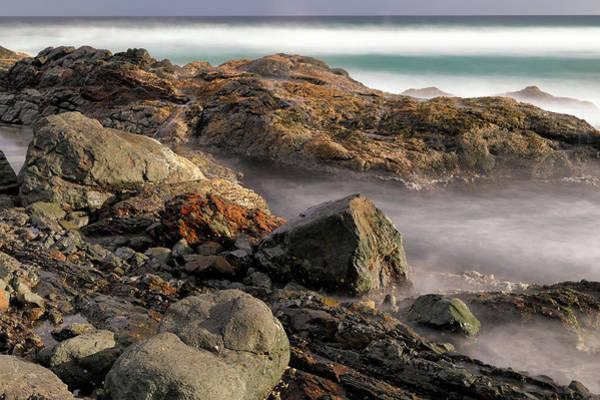 Photograph - Even Seas 01 by Nicholas Blackwell