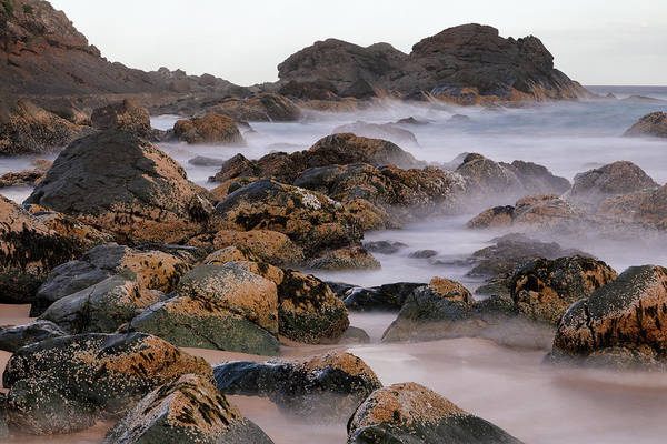Photograph - Even Seas 02 by Nicholas Blackwell