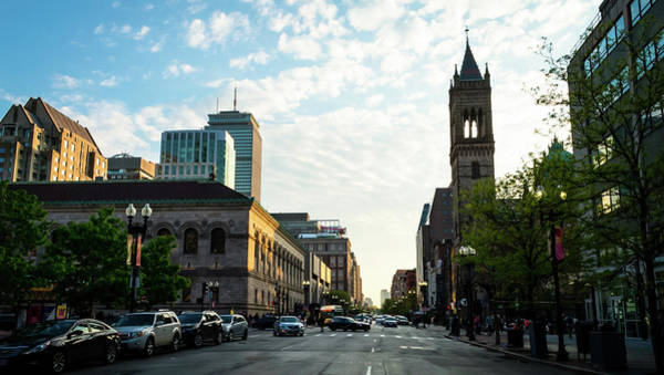 Photograph - Evening In Copley by Christina Maiorano