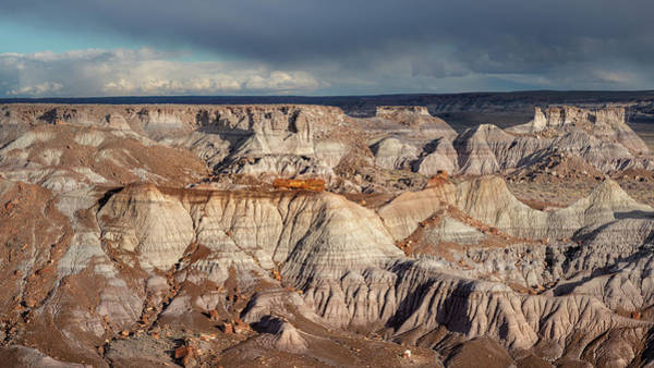 Painted Desert Photograph - Evening Light by Joseph Smith