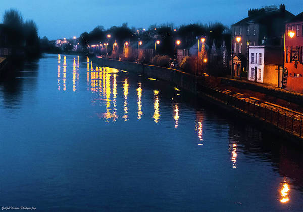 Photograph - Evening On The Nore by Joseph Noonan
