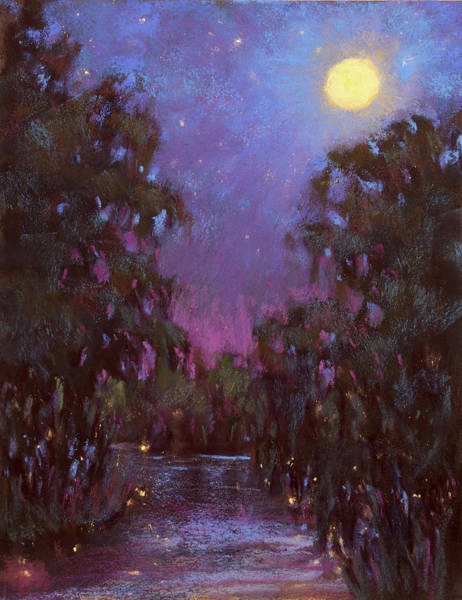 Painting - Evening Praise by Susan Jenkins