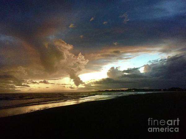 Photograph - Evening Sky by Flavia Westerwelle