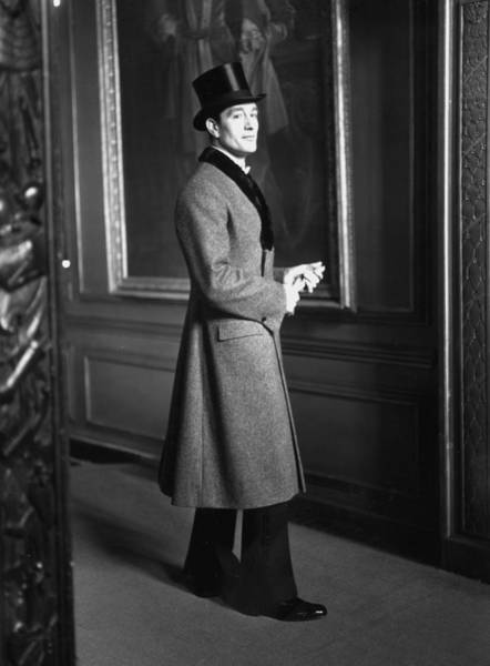 Top Hat Photograph - Evening Wear by Chaloner Woods