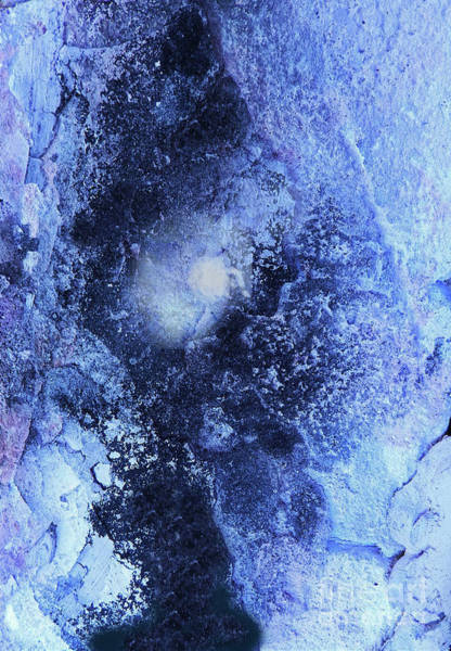 Mottled Mixed Media - Event Horizon by Sharon Williams Eng