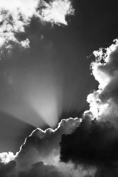 Stratosphere Wall Art - Photograph - Every Cloud Has A Silver Lining by Nini