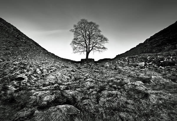 Hadrians Wall Photograph - Everything I Do, I Do It For You by Photographybyurbaneyes.com