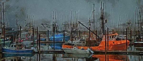 Photograph - Evolution In Port by Thom Zehrfeld