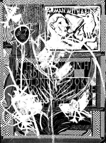 Digital Art - Evolution Of Birds Poster 18 by Artist Dot