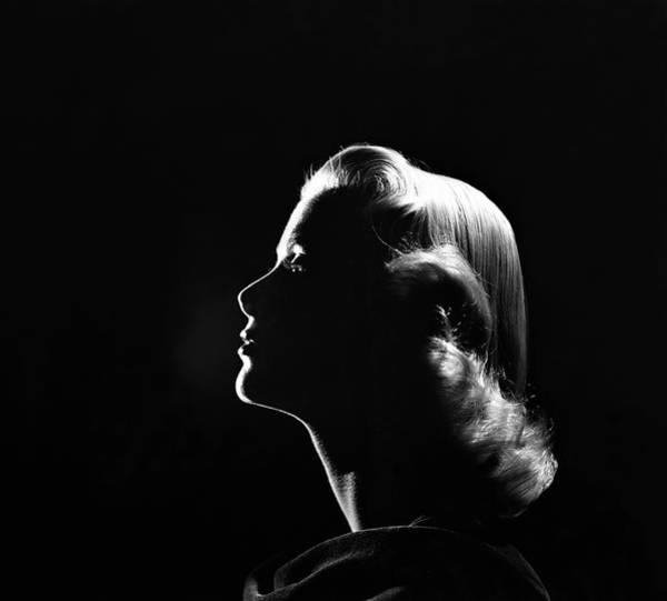 Photograph - Excellent Closeup Portrait Of Movie by Loomis Dean