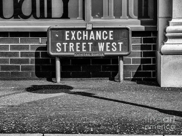 Photograph - Exchange Street West by Jim Orr