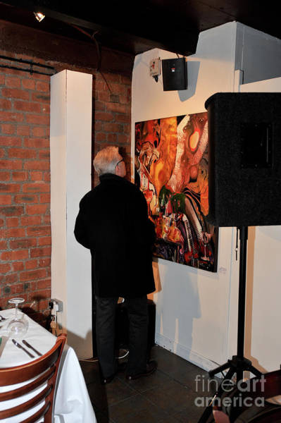Painting - Exhibition - 08 by James Lavott
