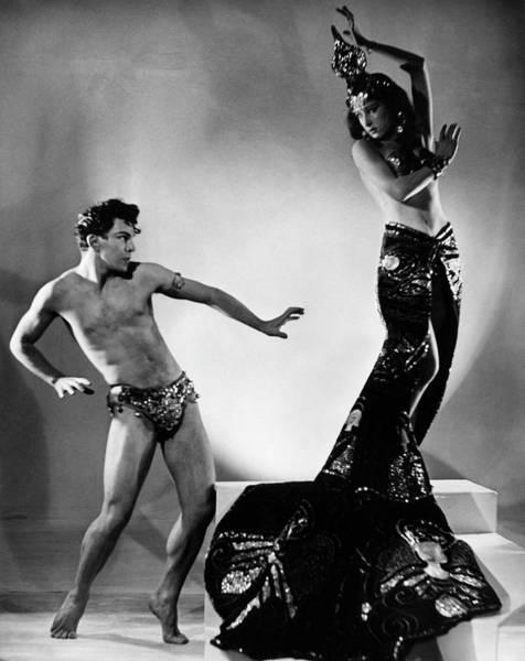 Boyfriend Photograph - Exotic Dancers by Gordon Anthony