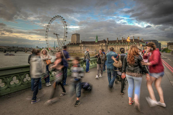 Photograph - Eye Of The Tourist by Thomas Gaitley