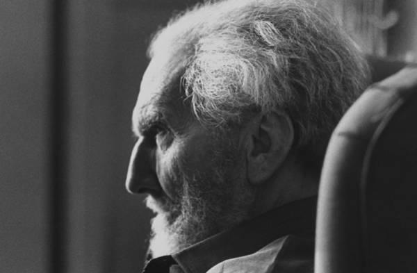 Poet Photograph - Ezra Pound by David Lees