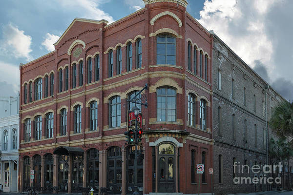 Photograph - F. W. Wagener Building by Dale Powell