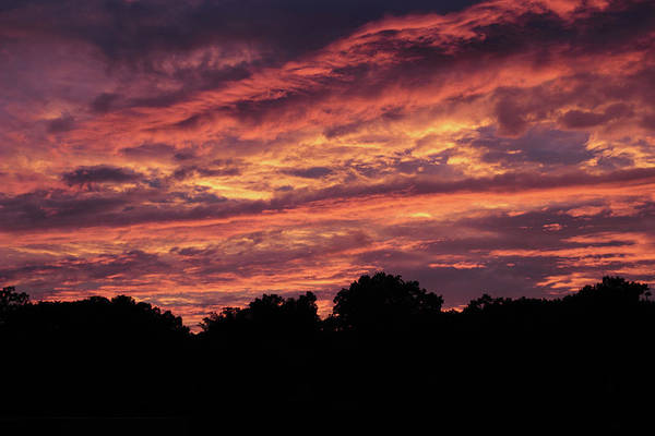 Wall Art - Photograph - Skies Ablaze by Jessica Jenney