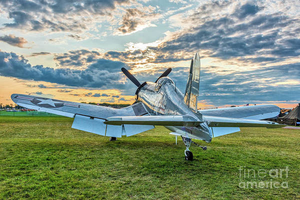 Photograph - F4u Corsair by Paul Quinn