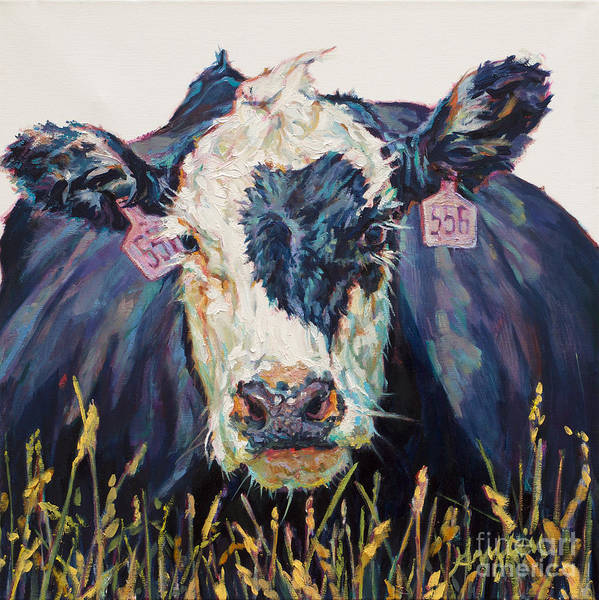 Painting - Fab 556 by Patricia A Griffin