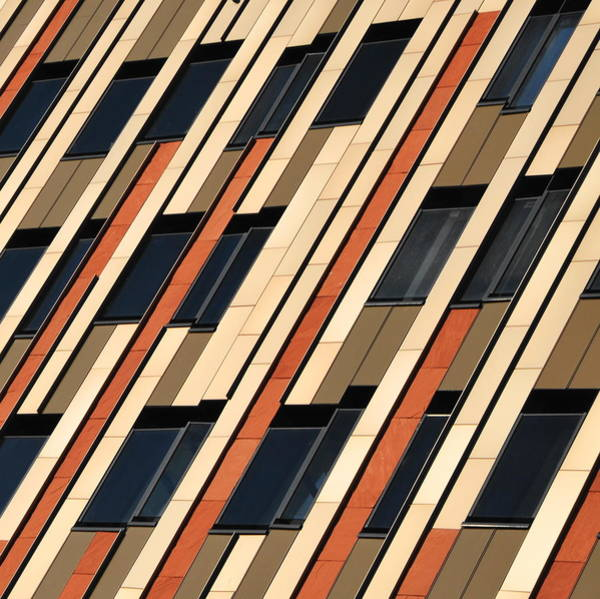 Parallels Wall Art - Photograph - Facade by Befo